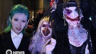 [Nyûsu Show] Halloween au Japon
