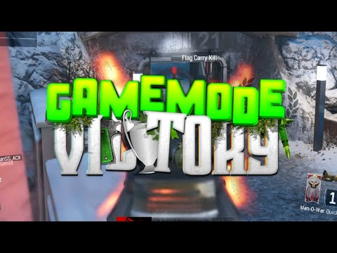 FLAG CARRIER KILL! - Gamemode Victory #7 (COD: Black Ops 3)