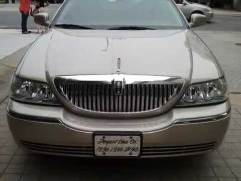 Winston-Salem Airport Limousine Transportation & Private Car Services