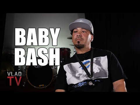 Baby Bash On Getting Arrested in Texas w/ Paul Wall, How They Beat the Case