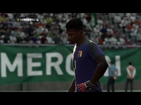 FIFA 18 NIGERIA VS CAMEROON
