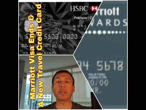 New No Foreign Currency Fee Travel Credit Card The End Of Marriott Rewards Premier Visa