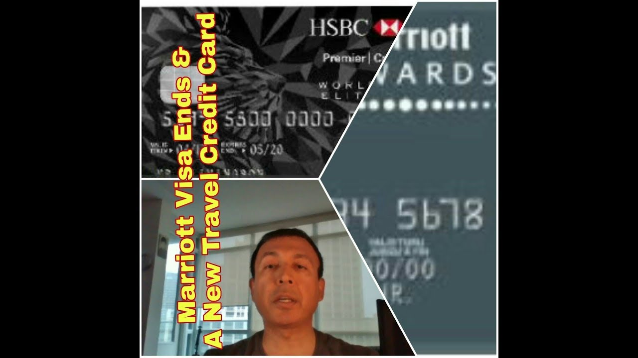 New No Foreign Currency Fee Travel Credit Card & the End of Marriott  Rewards Premier Visa Card