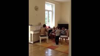 Урок музыки-2
