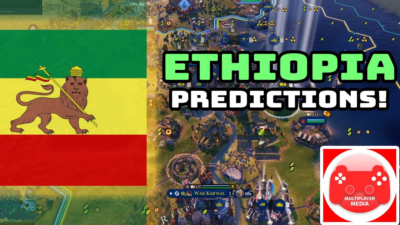 Civ 6: Ethiopian Civilization Predictions!
