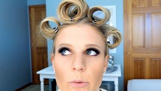 Easiest Updo of Your Life - 2014 | Parties | Weddings | Galas Thumbnail