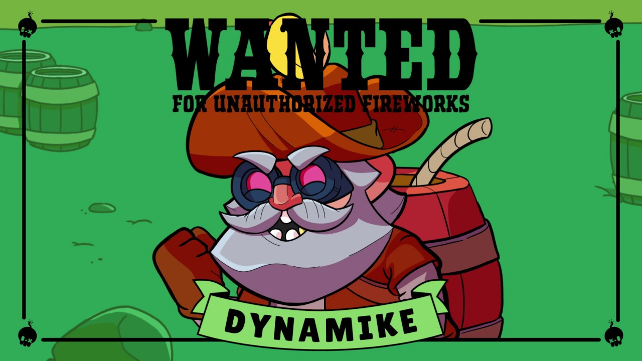 Image result for Dynamike brawl stars