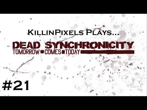 Let's Play: Dead Synchronicity: Tomorrow Comes Today [Part 21] Generator |