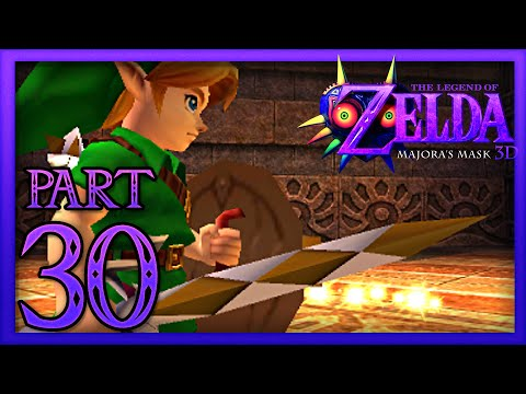 The Legend of Zelda: Majora's Mask 3D - Part 30 - Stone Tower Temple 1/2