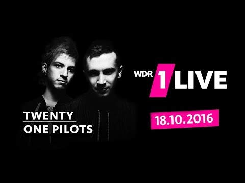twenty one pilots - Live at WDR 1LIVE October Festival 2016 (Full Audio)