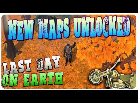 NEW OAK n' WINTER MAPS UNLOCKED FINALLY, GIGGITY! | Last Day On Earth Survival 1.6.4