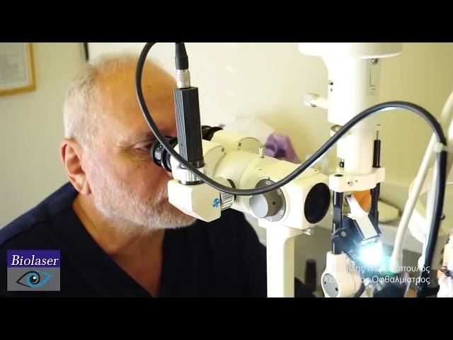 Θεραπεία Βλεφαρίτιδας, Ξηροφθαλμίας, Demodex- Βασίλης Παπαδόπουλος