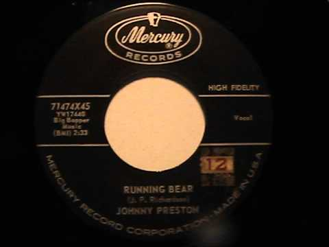Johnny Preston Running Bear Mercury Records