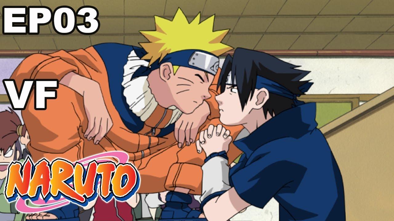 Download NARUTO VF - EP03 - Sasuke et Sakura, amis ou ennemis ?
