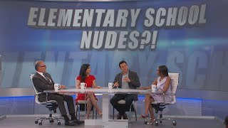 Elementary School Students Arrested after Sending Nude Photos?