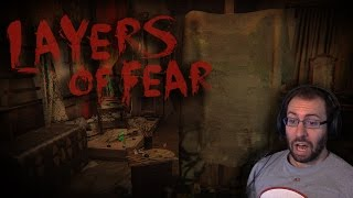 Layers of Fear Part 1: BEST HORROR ATMOSPHERE EVER!!!
