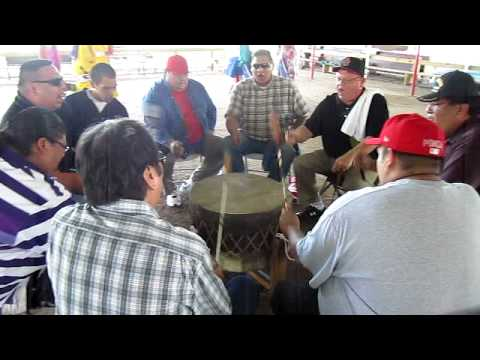 Gearing up for Grayhorse at Woodland JOM 2011.avi
