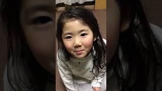 4歳の冬、寒さを秋田弁で語る。