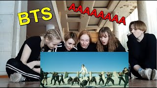 BTS (방탄소년단) 'ON' Kinetic Manifesto Film : Come Prima Reaction By SWEN From Russia