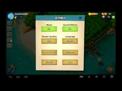 Quick and Easy! Boom Beach How to Link Accounts