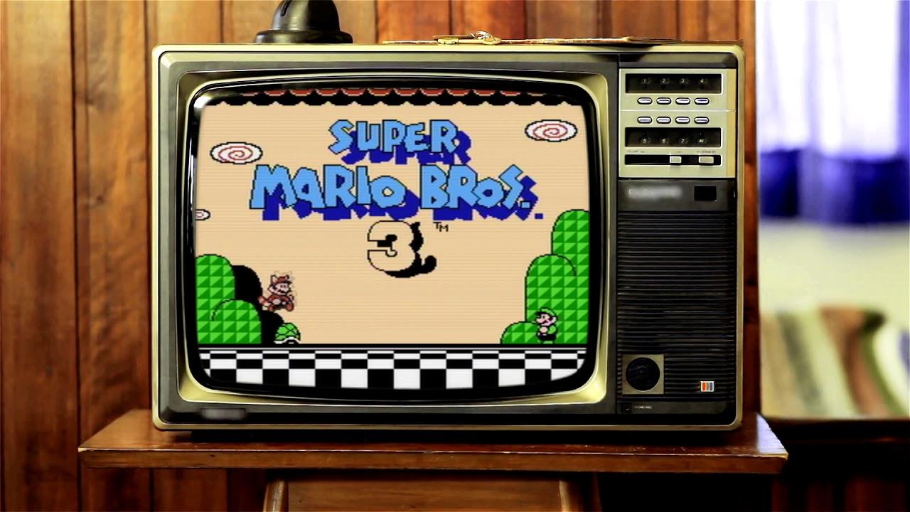 Super Mario Bros 3 Looping Wallpaper Wallpaper Engine Youtube