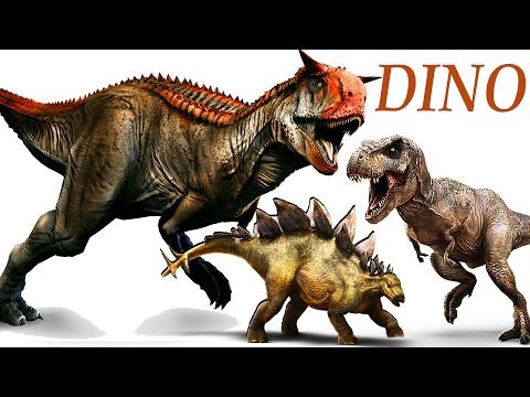 Динозавры. Сборник лучших Мультиков про Динозавров все серии подряд на русском языке Игрушки ТВ
