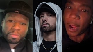 Ja Rule Responds To Eminem Dissing Him On 'Killshot'..