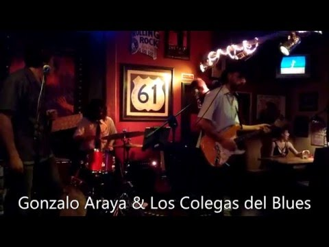 The Eternal Is - Gonzalo Araya & Los Colegas Del Blues