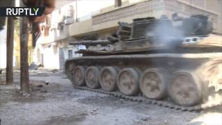 Fighting continues in Aleppo after Syrian Army frees several districts in east of city