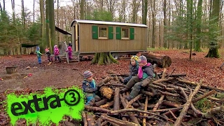 Realer Irrsinn: Waldkindergarten raus aus dem Wald?