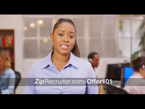 ZipRecruiter Television Commercial 2014