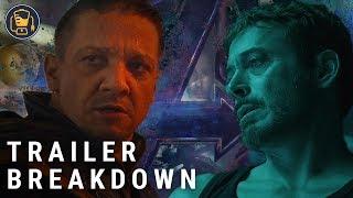 7 Major Things The Avengers: Endgame Trailer Taught Us