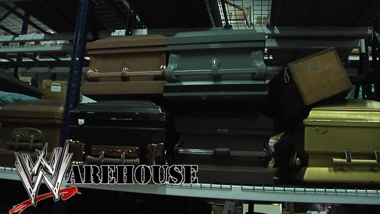 Download Undertaker's Caskets - WWE Warehouse - Ep. #3