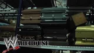 Undertaker's Caskets - WWE Warehouse - Ep. #3