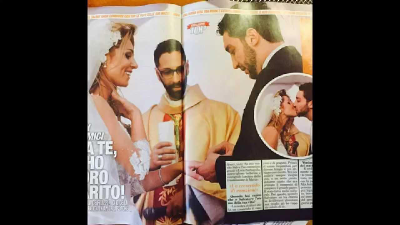 53d768a8ed51 Susy Fuccillo e Salvatore Raciti sposi a Catania - YouTube