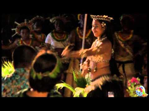 Brilliant Kiribati Dance