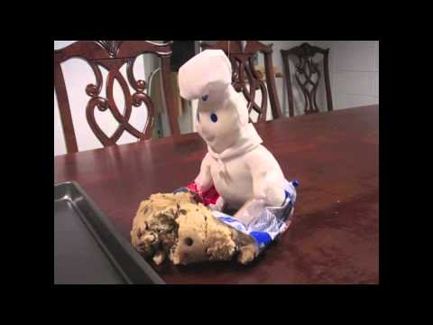 pillsbury doughboy motion stop funny youtube dough first