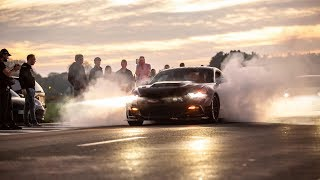 Supercars Accelerating - Alphamale Mustang, Armytrix GT-R, Performante, Remus M2 F87, GT3 RS, RS3