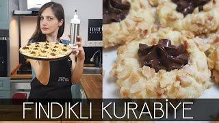 Fındıklı Kurabiye nasıl yapılır? | Merlin Mutfakta Yemek Tarifleri