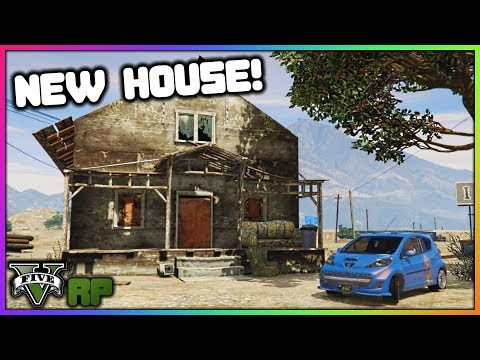 GTA 5 Roleplay - Friend Buys Me New House! | RedlineRP #26