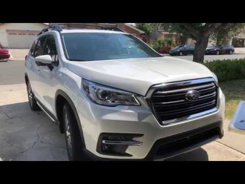 2019 Subaru Ascent Front License Plate Bracket Installation Youtube