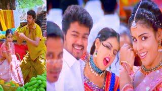Gundu Manga 💞 Sachein 💞 Thalapathy 💞 Love Folk Song 💞 Whatsapp Status Tamil Video