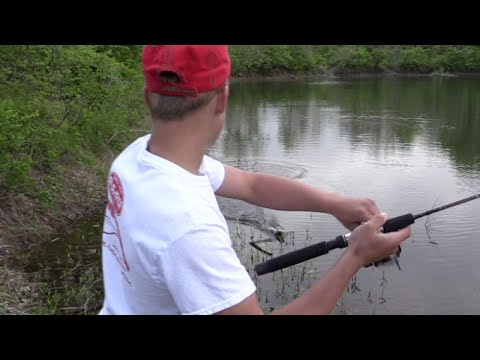 How to catch big crappie on big baits by fle fly fishing for Fishing youtube channels