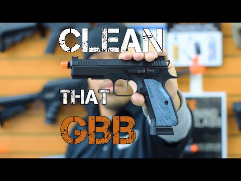 Pistol Maintenance - Clean your GBB | Fox Airsoft