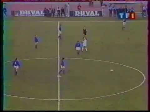 FRIENDLY    1994:  ITALY    V    FRANCE