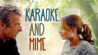 karaoke and mime | Doctor who