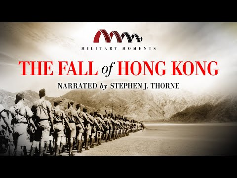 The Fall of Hong Kong | Narrated by Stephen J. Thorne