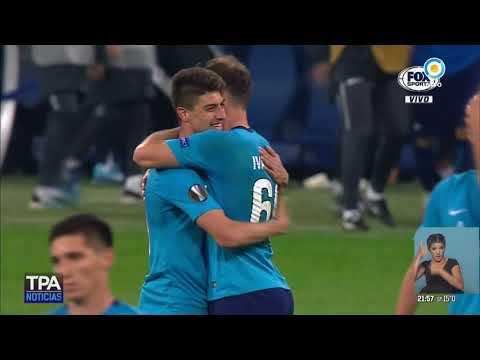 Los goles de la Europa League