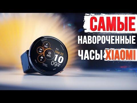 Amazfit Verge 2 Обзор - самые навороченные умные часы Xiaomi