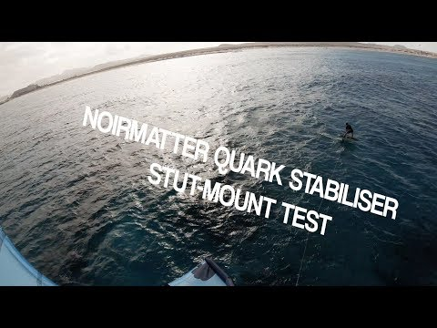 Noir Matter Quark and Strut Mount Test